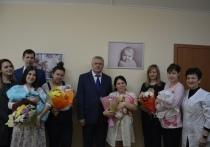 Крымские малыши получили подарки от Фонда медстрахования