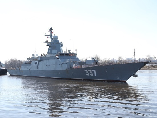 Новые корабли-ракетоносцы выпустили в море: будут испытывать