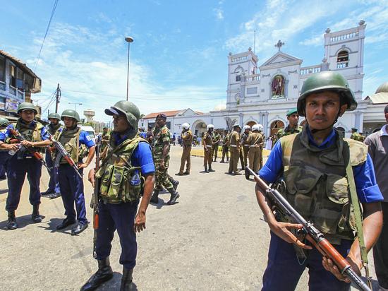 Кто взорвал Шри-Ланку: в смерти более 200 человек винят джихадистов