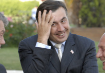 Саакашвили надеется на снятие запрета на въезд на Украину