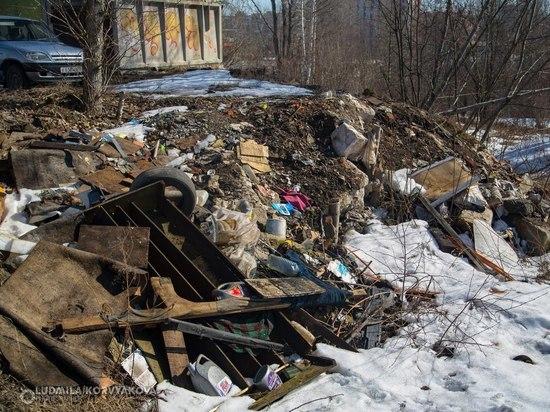 Петрозаводчане жалуются на облик города, но сами топят его в мусоре