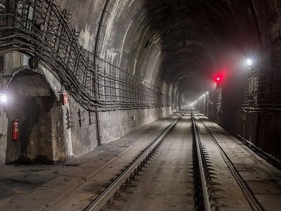 «Сибантрацит» участвует в строительстве длиннейшего тоннеля на БАМе