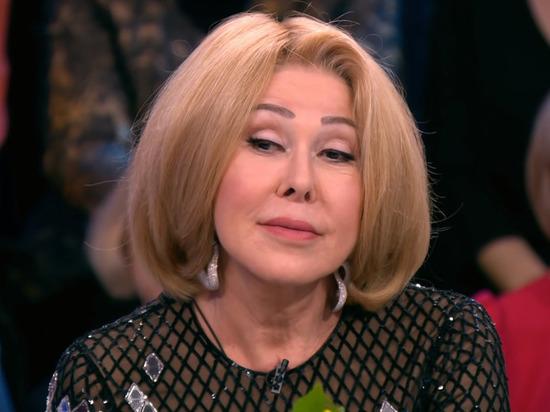 Представитель Успенской опроверг сообщение о её госпитализации