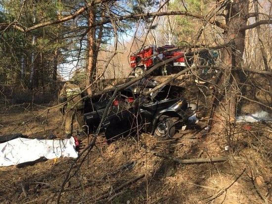 В Мордовии ДТП унесло жизнь троих человек