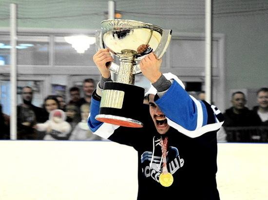 ХК «Россошь» из Воронежской области победил в Кубке Регионов