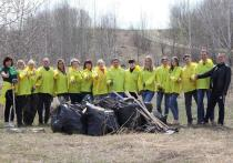 Живописные «Кондуки» очистили от мусора сотрудники филиала ООО «МСК-НТ» в Тульской области