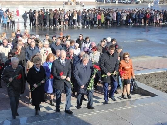 В Ульяновске отметили 149-летие со дня рождения Ленина