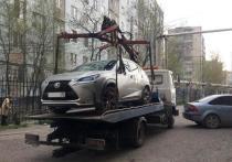 Миссия «спасти Лексус от ареста» не выполнена в Астрахани