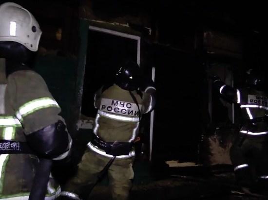 После гибели семьи в пожаре в Казани возбудили уголовное дело