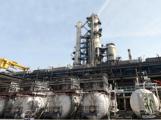 Российская нефть вывела из строя оборудование на белорусском заводе