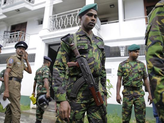 СМИ: в столице Шри-Ланки прогремел ещё один взрыв