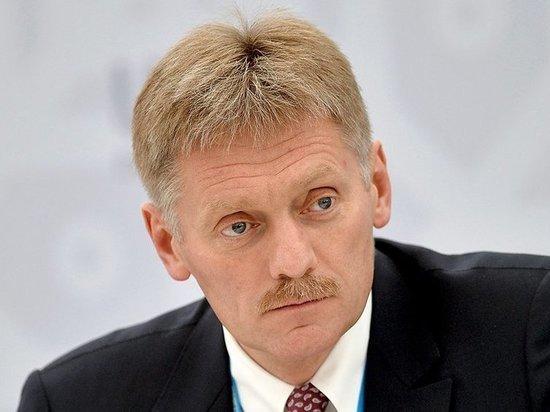 В Кремле заявили об отсутствии у Путина планов поздравить Зеленского