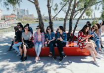 Набережная озера Кабан в Казани получила международную награду