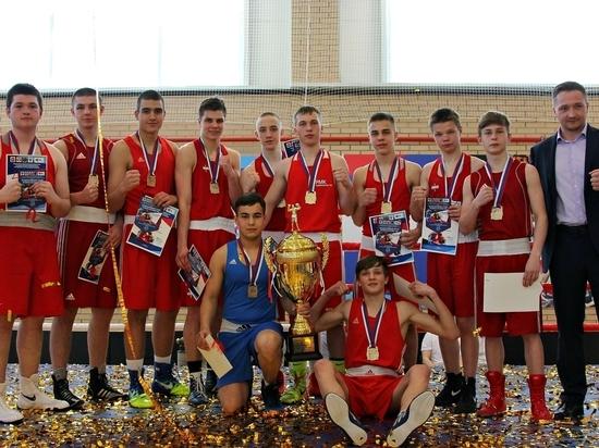 Международный турнир по боксу на Кубок РМК состоялся в Коркино