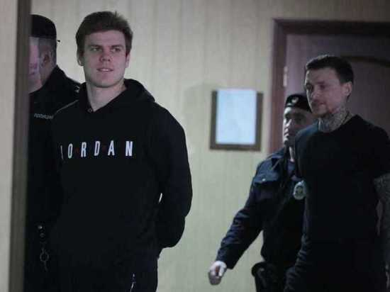Любовница Мамаева дала показания против Кокорина