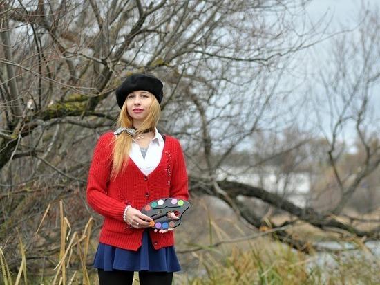 Студентка отомстила худучилищу во Владикавказе «художествами» на фасаде