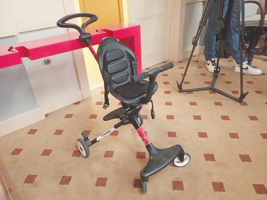 Мосгордума обсудила шеринг детских колясок