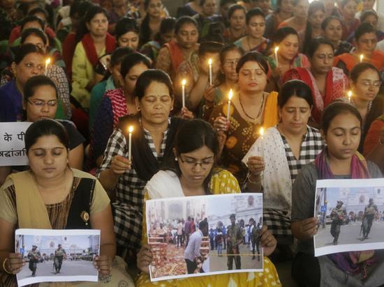 Ветеран ФСБ сравнил теракт в Шри-Ланке с налетом на башни-близнецы