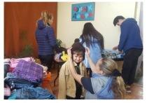 Серпуховичи поучаствовали в благотворительной акции «Сундук Добра»