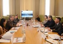 В Москве обсудили вопрос реставрации смоленской крепостной стены