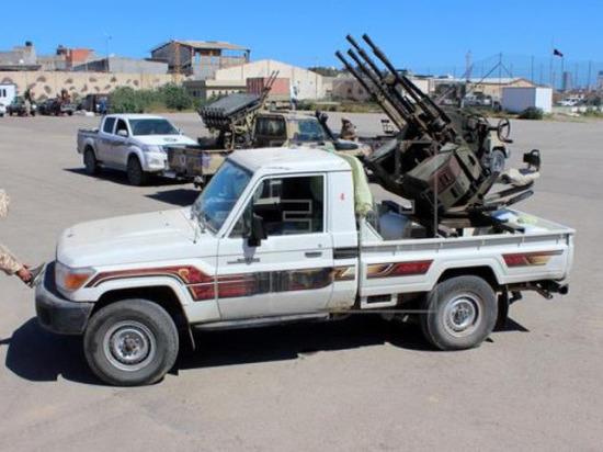 Хафтар приступил ко второй фазе наступления на Триполи