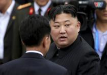 Лидер КНДР прибудет во Владивосток в среду, сообщил источник