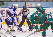 В Югре начались всероссийские соревнования по хоккею