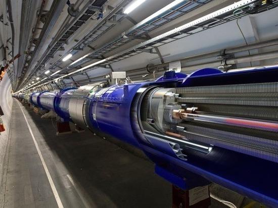 CERN поможет создать ускоритель частиц в Новосибирске