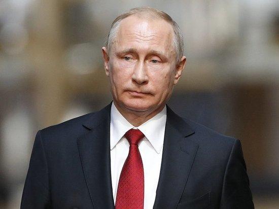 Путин посетит Читу по пути на переговоры в КНР
