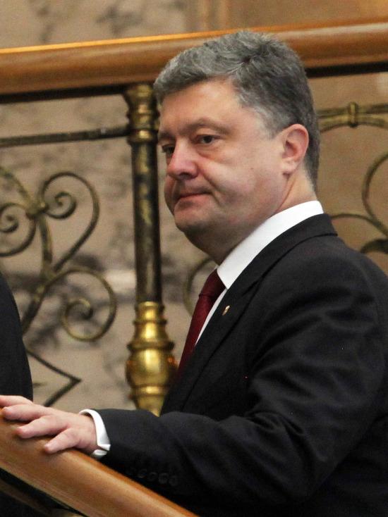 СМИ: Порошенко «сгубило» отсутствие российской водки