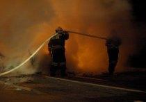 В Калининграде в огне погиб «Рено»