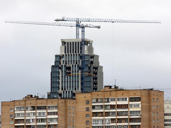 Продажи квартир в РФ ускорились почти в три раза