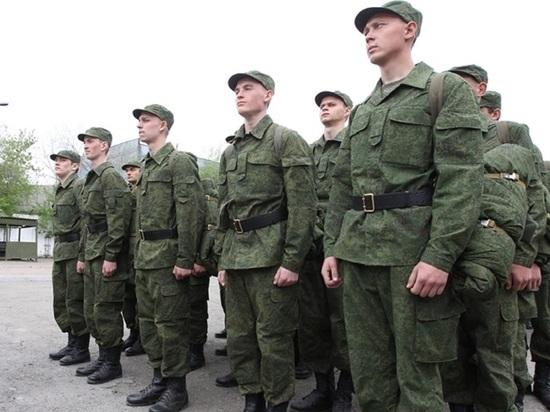 Более 25% алтайских юношей оказались не годными для службы в армии