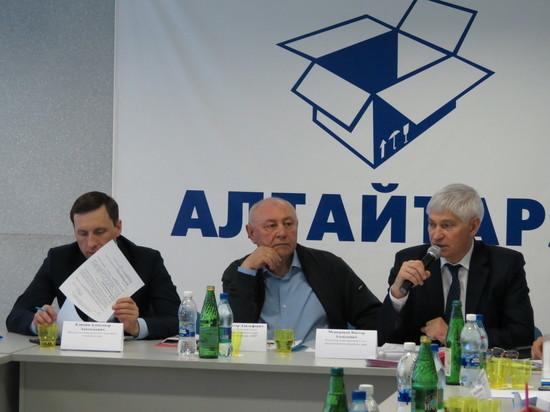 Алтайские промышленники предложили меры по поддержке инвесторов