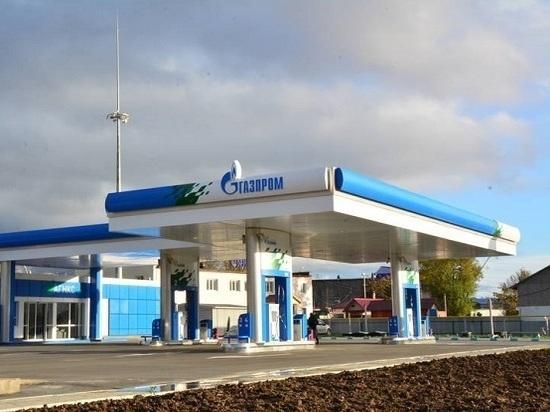 В областном центре построят вторую заправку с голубым топливом