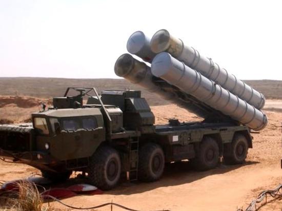 СМИ: российские С-300 уничтожили израильские ракеты-«убийцы»