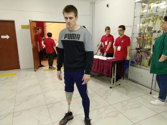 В Мурманске проходит чемпионат людей с инвалидностями «Абилимпикс»