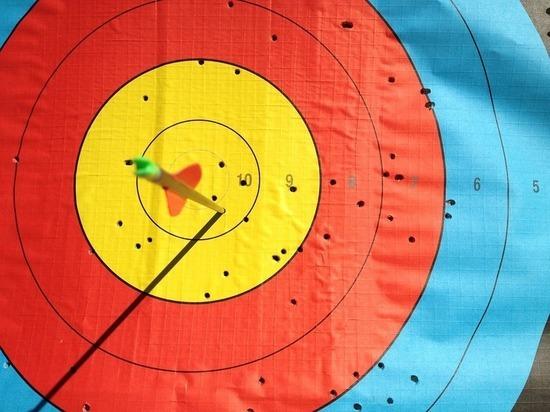 Великолучане завоевали «серебро» на чемпионате России по стрельбе из лука