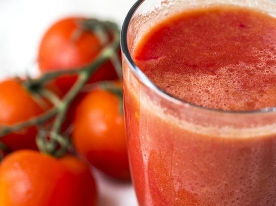 Томатный сок признали средством профилактики от инфарктов и инсультов