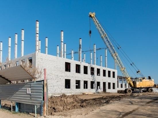 Современная школа на 500 учеников в Россошках откроется в 2020 году