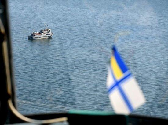 Киев: российские власти сменили тон по делу задержанных моряков
