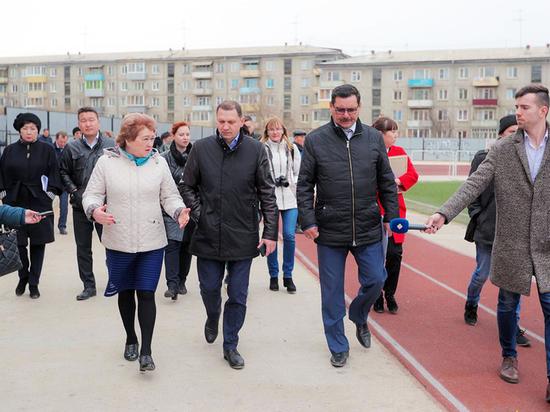 В какой школе Улан-Удэ всегда мечтал учиться Игорь Шутенков