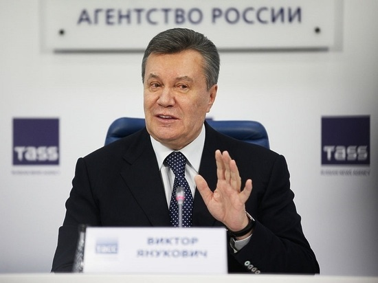 Янукович выразил желание вернуться в Украину с приходом Зеленского
