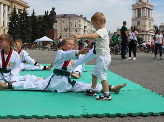 В Липецке 1 мая пройдёт детский праздник