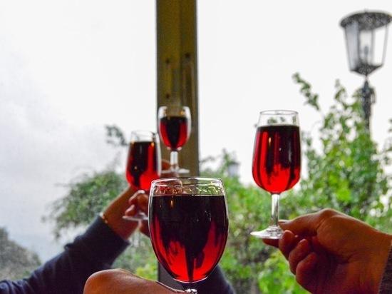 В Крыму может остановиться производство вина