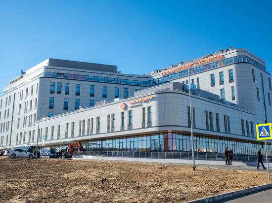 В Тюмени торжественно открыли многопрофильный госпиталь «Матьидитя»