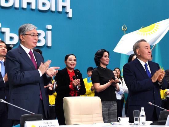 Токаева выдвинули кандидатом в президенты от