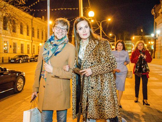 В Уфе телеведущую Екатерину Андрееву впечатлило дефиле в нарядах «Аттилы»
