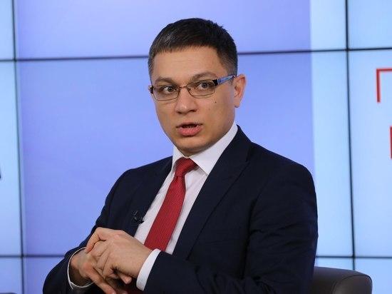 Омский министр экономики не говорит о причинах своей отставки
