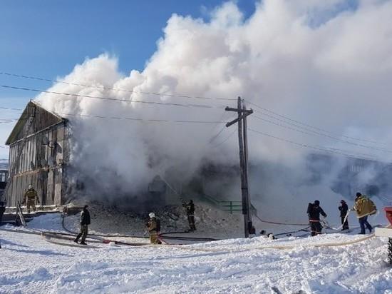 Игра со спичками привела к пожару и смерти ребенка на Ямале